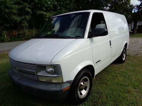 2002 Chevrolet Astro Cargo for sale in Chesapeake, VA