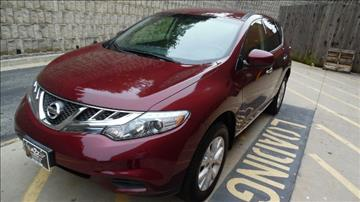 2012 Nissan Murano for sale in Sharon Hill, PA