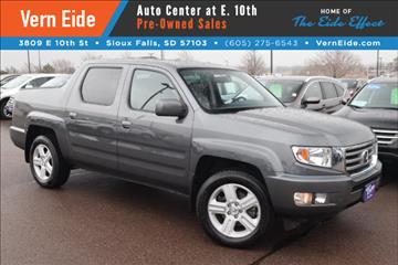 2013 Honda Ridgeline for sale in Sioux Falls, SD