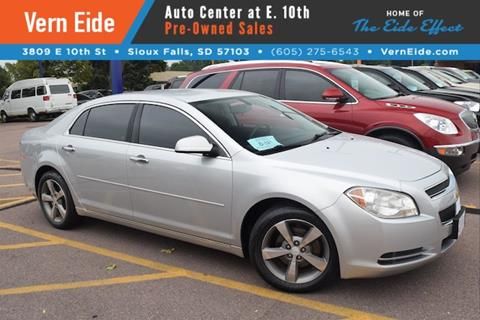 2012 Chevrolet Malibu for sale in Sioux Falls, SD