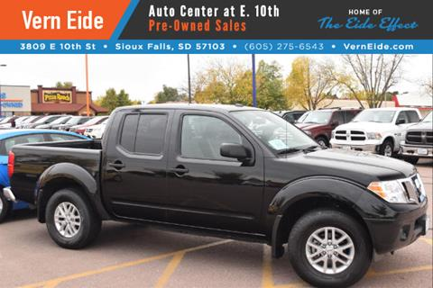 2017 Nissan Frontier for sale in Sioux Falls SD