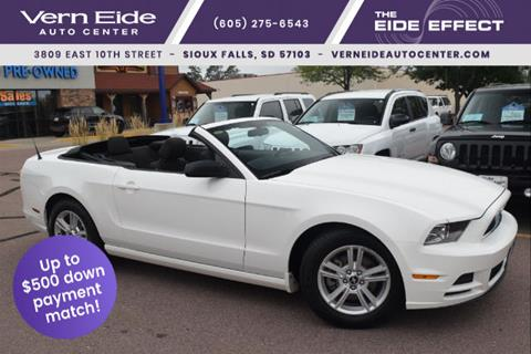 2013 Ford Mustang for sale in Sioux Falls, SD