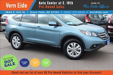 2014 Honda CR-V for sale in Sioux Falls, SD