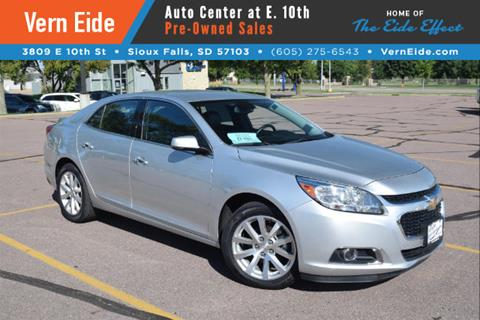 2016 Chevrolet Malibu Limited for sale in Sioux Falls SD
