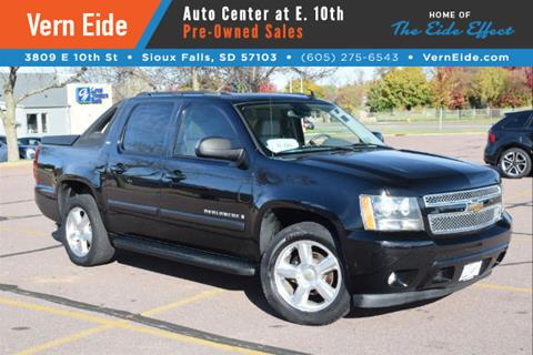 2007 Chevrolet Avalanche for sale in Sioux Falls SD