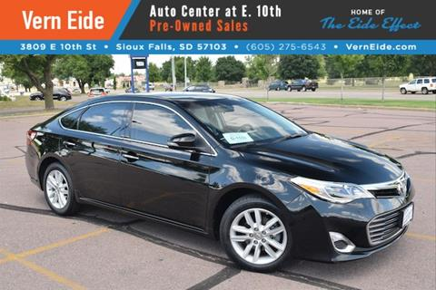 2014 Toyota Avalon for sale in Sioux Falls SD