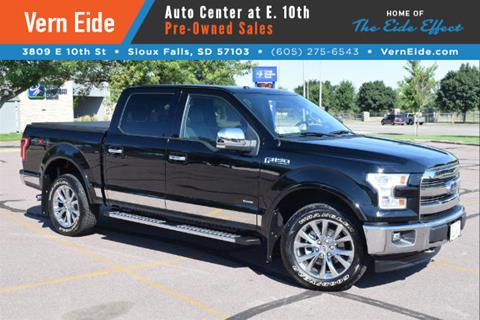 2017 Ford F-150 for sale in Sioux Falls SD