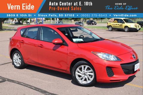 2013 Mazda MAZDA3 for sale in Sioux Falls SD