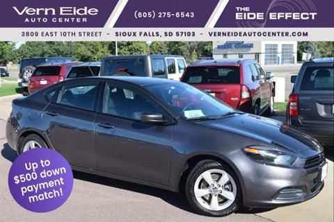2016 Dodge Dart for sale in Sioux Falls SD