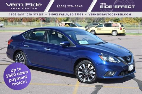 2016 Nissan Sentra for sale in Sioux Falls SD