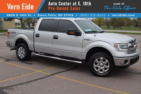 2014 Ford F-150 for sale in Sioux Falls SD