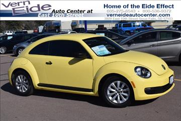 2015 Volkswagen Beetle for sale in Sioux Falls, SD