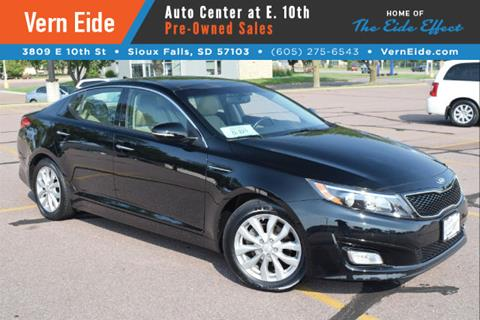 2014 Kia Optima for sale in Sioux Falls SD