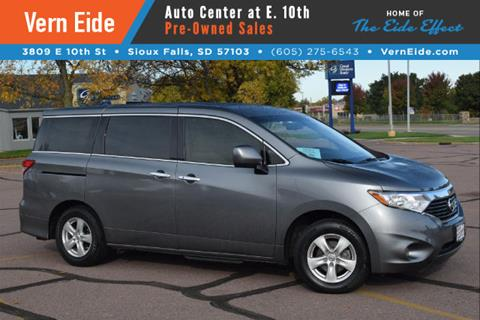 2015 Nissan Quest for sale in Sioux Falls, SD