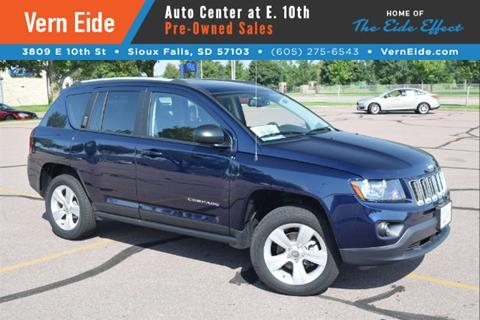 2017 Jeep Compass for sale in Sioux Falls SD