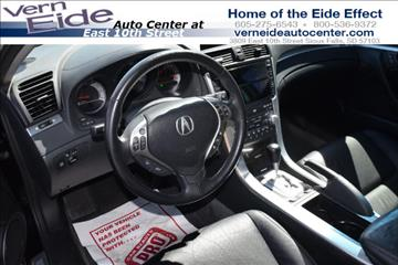 2008 Acura TL for sale in Sioux Falls, SD