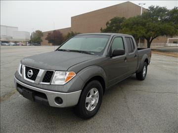 2007 Nissan Frontier for sale in Dallas, TX