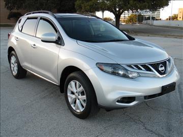 2011 Nissan Murano for sale in Dallas, TX