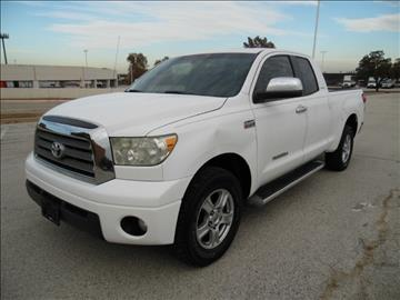 2007 Toyota Tundra for sale in Dallas, TX