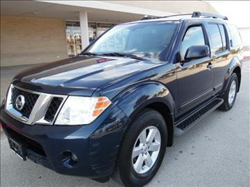 2008 Nissan Pathfinder for sale in Dallas, TX
