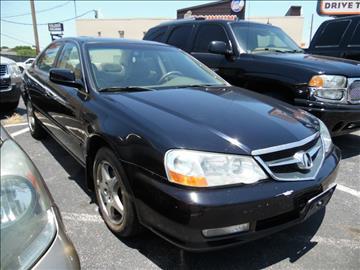 2003 Acura TL for sale in Dallas, TX