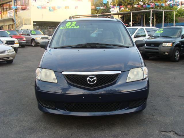 2002 Mazda MPV