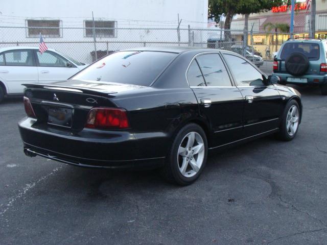 2002 Mitsubishi Galant LS 4dr Sedan - Miami FL