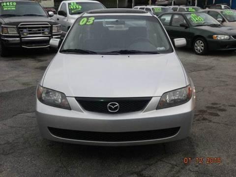 2003 Mazda Protege for sale in Miami, FL