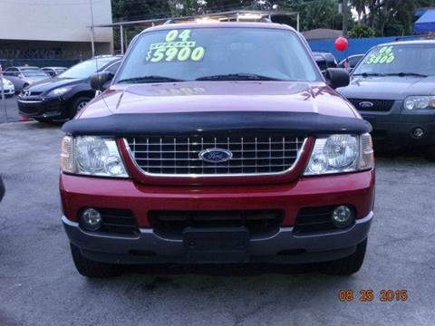 2004 Ford Explorer for sale in Miami FL