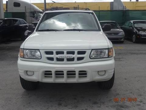 2002 Isuzu Rodeo for sale in Miami, FL