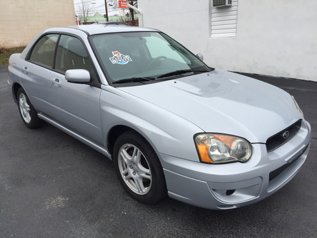 2004 subaru impreza awd 2 5 rs 4dr sedan in norristown pa good value cars inc. Black Bedroom Furniture Sets. Home Design Ideas