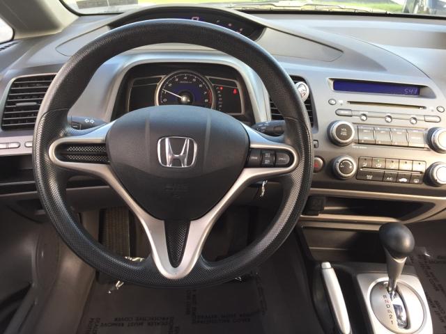 2010 Honda Civic LX 4dr Sedan 5A - Norristown PA