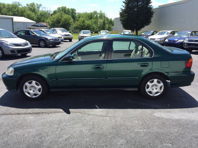 2000 Honda Civic EX 4dr Sedan - Norristown PA