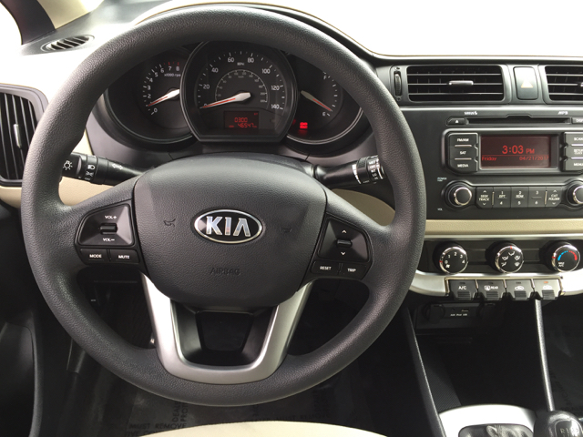 2013 Kia Rio LX 4dr Sedan 6M - Norristown PA