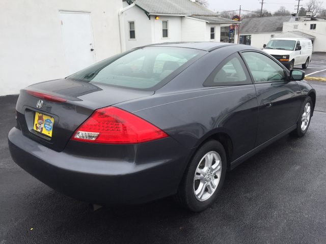 2007 Honda Accord EX 2dr Coupe (2.4L I4 5A) - Norristown PA