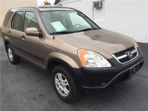 2004 Honda CR-V for sale in Norristown, PA