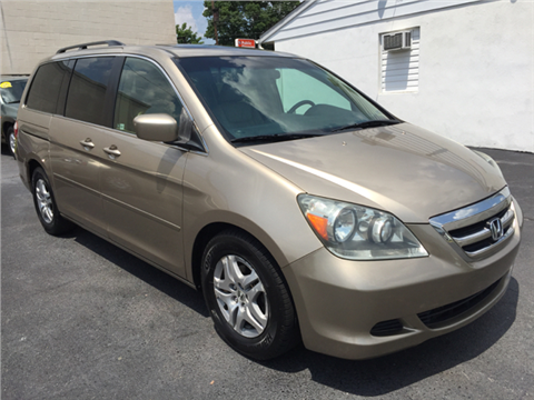 2006 Honda Odyssey for sale in Norristown, PA