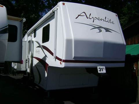 2006 Alpenlite 31RL / 31ft