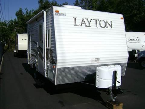 2007 Layton 151LTD / 17ft