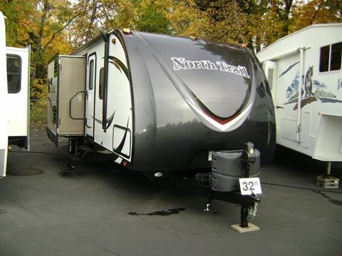 2014 Heartland North Trail 27BHDS / 32ft