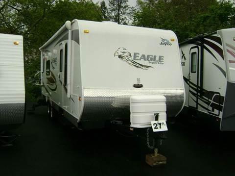 2011 Jayco Eagle Lite 256RKS / 27ft