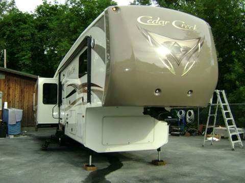 2014 Forest River Cedar Creek 36CKTS / 39ft