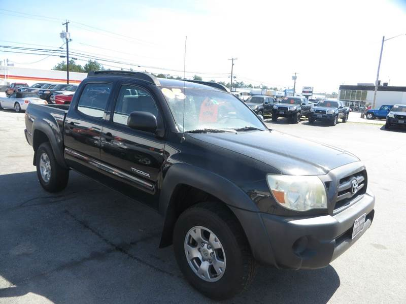 2005 Toyota Tacoma 4dr Double Cab V6 4WD SB - Concord NH