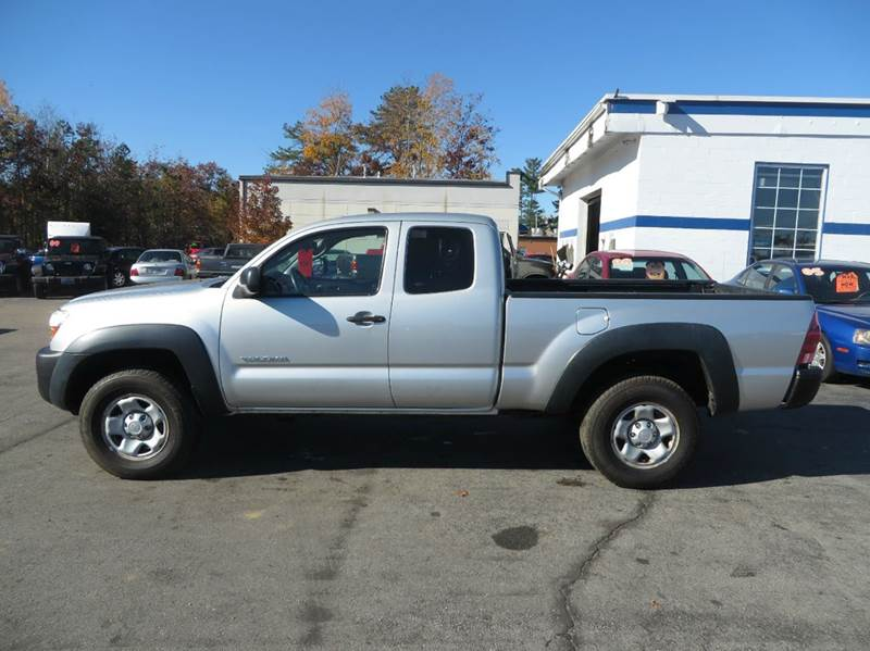 2005 toyota tacoma access cab 4wd in concord nh price auto sales. Black Bedroom Furniture Sets. Home Design Ideas