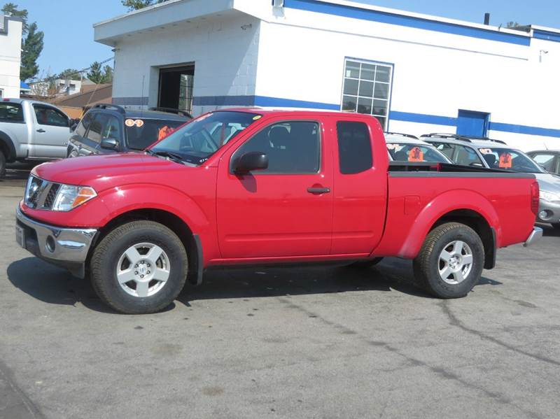 2008 nissan frontier 4x4 se v6 4dr king cab 6 1 ft sb pickup 5a in concord nh price auto sales. Black Bedroom Furniture Sets. Home Design Ideas