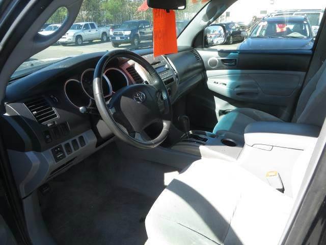 2005 Toyota Tacoma 4dr Access Cab V6 4WD SB - Concord NH