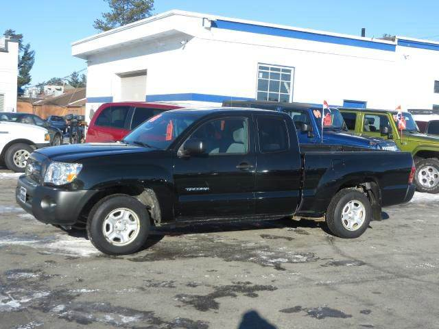2008 toyota tacoma access cab 2wd in concord nh price auto sales. Black Bedroom Furniture Sets. Home Design Ideas