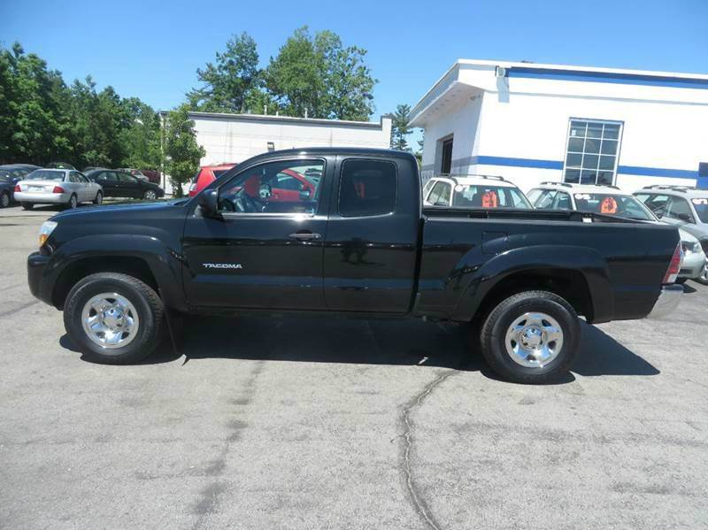 2009 Toyota Tacoma 4x4 V6 4dr Access Cab 6.1 ft. SB 5A - Concord NH