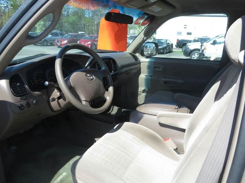 2003 Toyota Tundra 4dr Access Cab SR5 4WD SB V8 - Concord NH