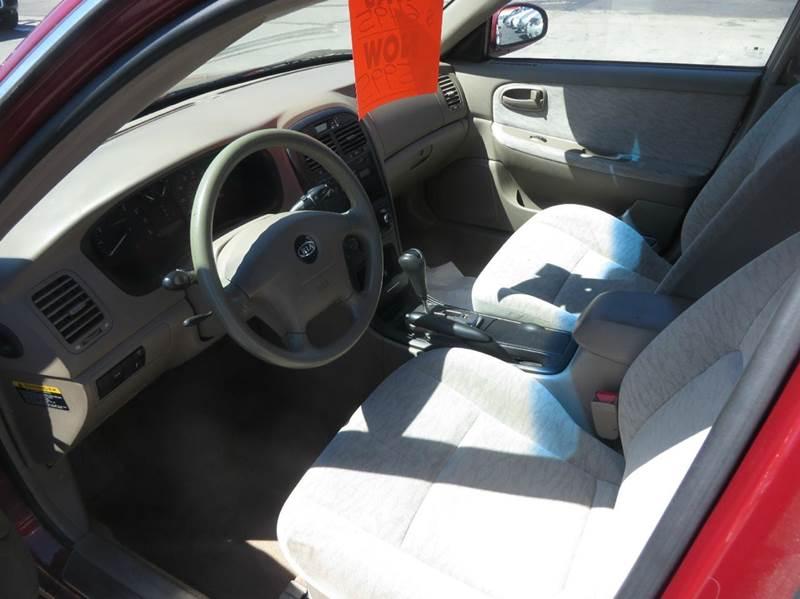 2005 Kia Optima LX 4dr Sedan - Concord NH
